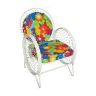 صندلی باغی مدل کالسکه ای
