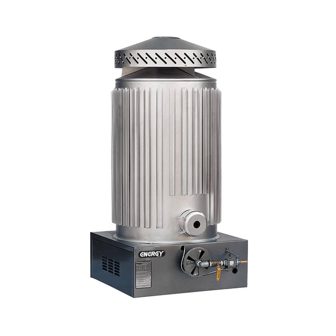 تصویر بخاری گازی با دودکش انرژی Energy Gas Heater GW0460