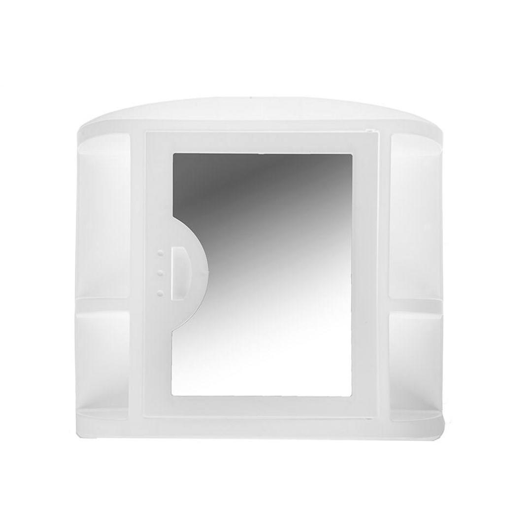 تصویر قفسه حمام هوم کت کد 4103 سفید
